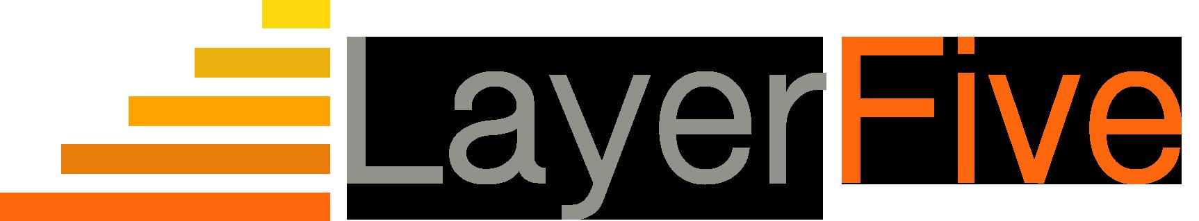 LayerFive Logo